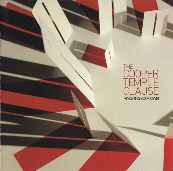Cooper Temple Clause (The) Make This Your Own CD