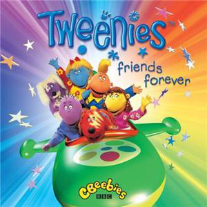 Tweenies Best Friends Forever CD