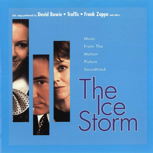 Various Music From The Motion Picture Soundtrack The Ice Storm CD