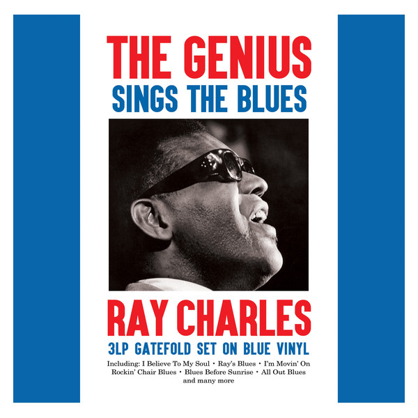 Ray Charles The Genius Sings The Blues Vinyl