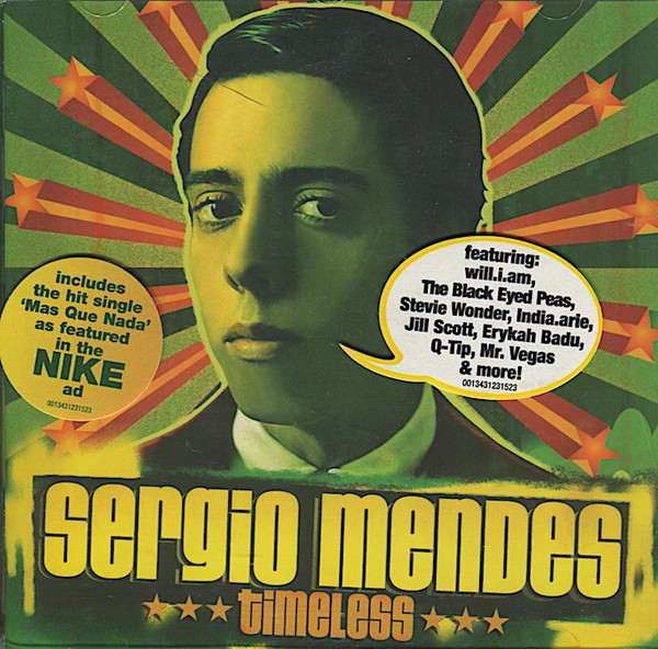 Mendes, Sergio Timeless CD