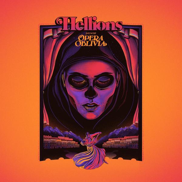 Hellions Opera Oblivia Vinyl