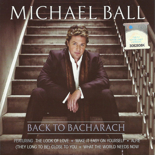 Ball, Michael Back To Bacharach