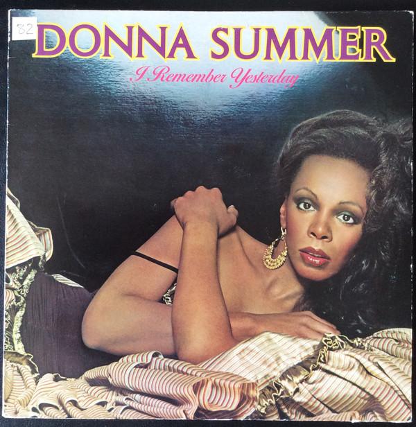 Donna Summer I Remember Yesterday Vinyl