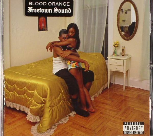 Blood Orange Freetown Sound