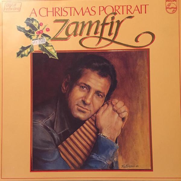 Zamfir A Christmas Portrait Vinyl