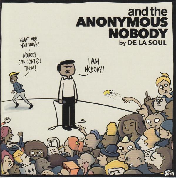 De La Soul And The Anonymous Nobody Vinyl