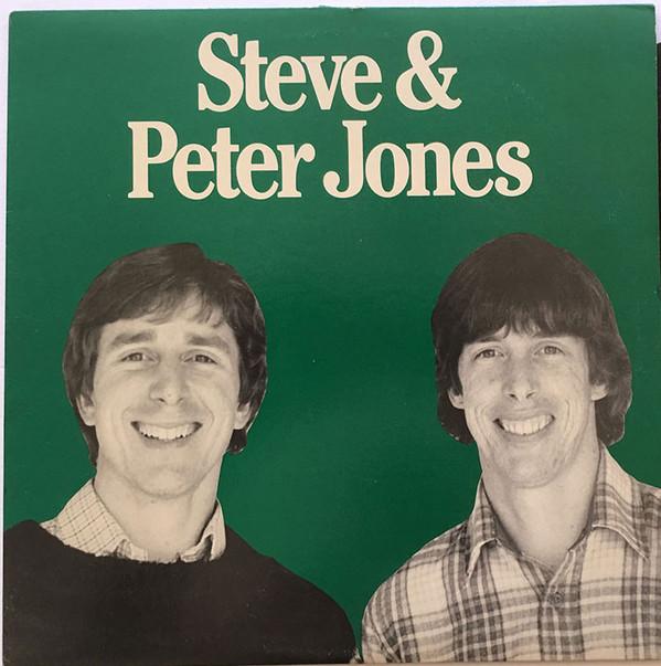Steve & Peter Jones Steve & Peter Jones Vinyl
