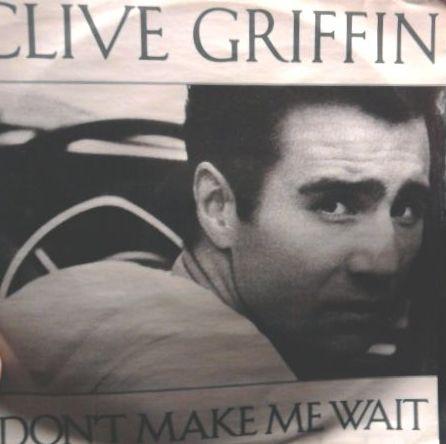 Griffin, Clive Don't Make Me Wait Vinyl