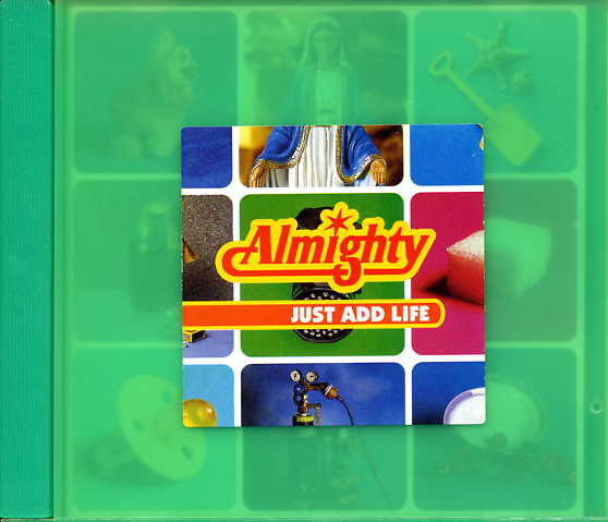 Almighty Just Add Life CD