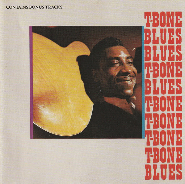 Walker, T-Bone T-Bone Blues CD