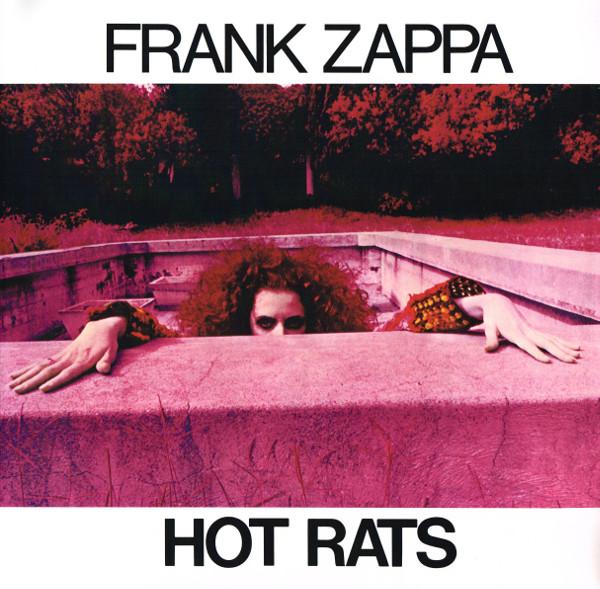 Zappa, Frank Hot Rats Vinyl