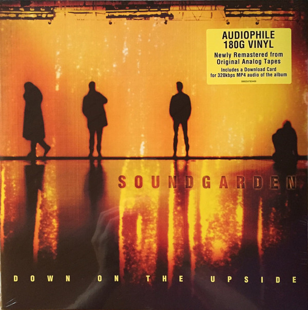 Soundgarden Down On The Upside