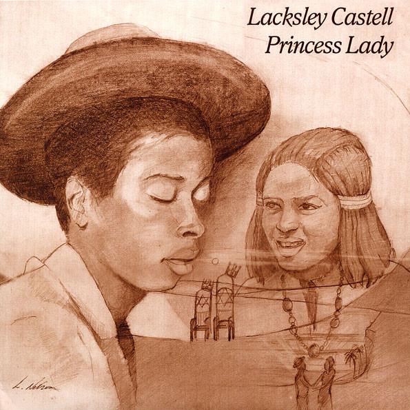Lacksley Castell Princess Lady Vinyl