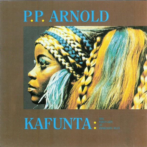 P.P. Arnold Kafunta
