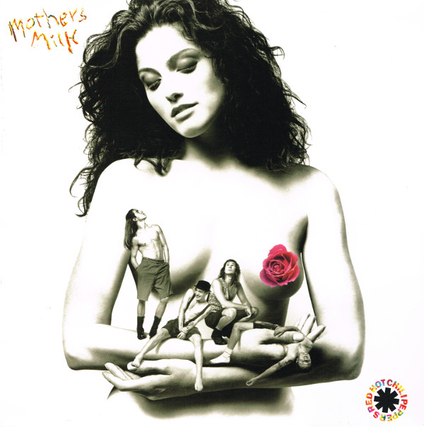 Red Hot Chili Peppers Mothers Milk Vinyl