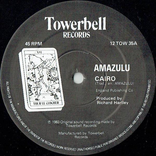 Amazulu Cairo Vinyl