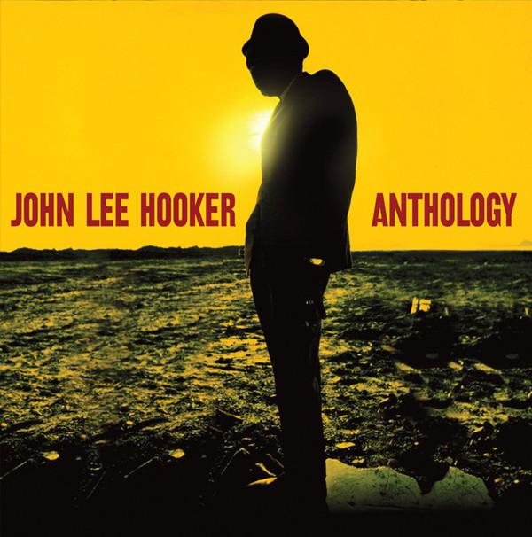 John Lee Hooker Anthology Vinyl