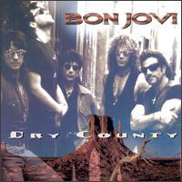 Bon Jovi Dry Country CD