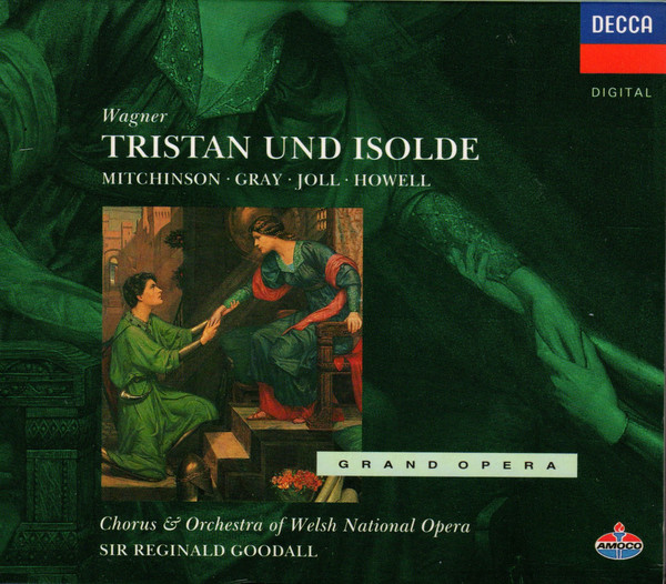 Wagner - The Welsh National Opera Orchestra, Reginald Goodall Tristan Und Isolde