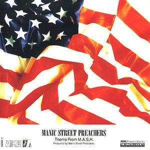 Manic Street Preachers Theme From M.A.S.H.