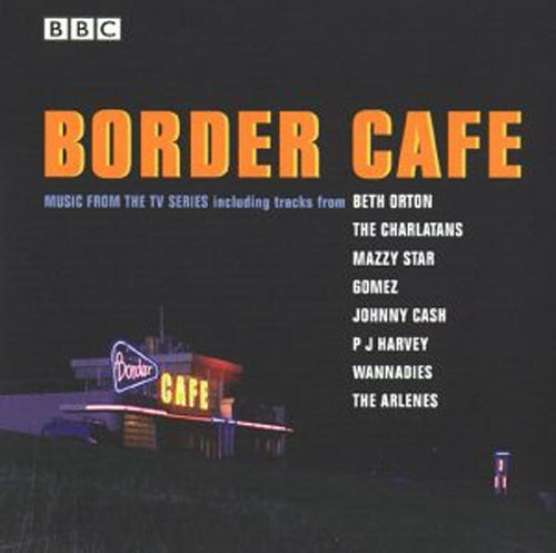 Various Border Cafe: Music From The TV Series Vinyl