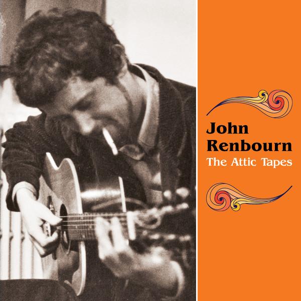 Renbourn, John The Attic Tapes Vinyl