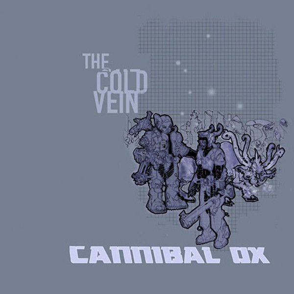Cannibal Ox The Cold Vein