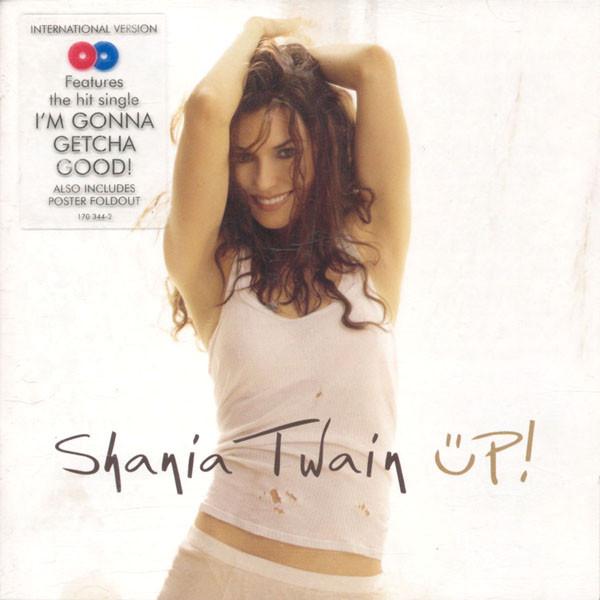 Twain, Shania Up!