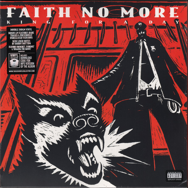 Faith No More King For A Day Vinyl