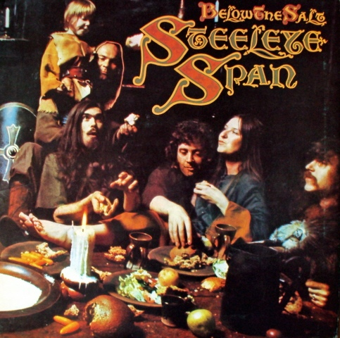 Steeleye Span Below The Salt