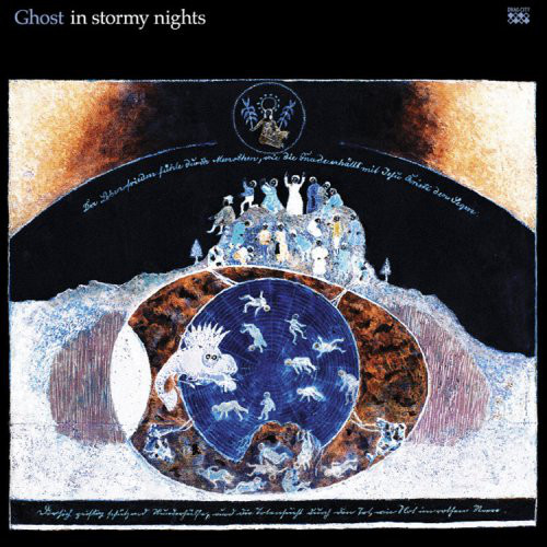 Ghost In Stormy Nights CD