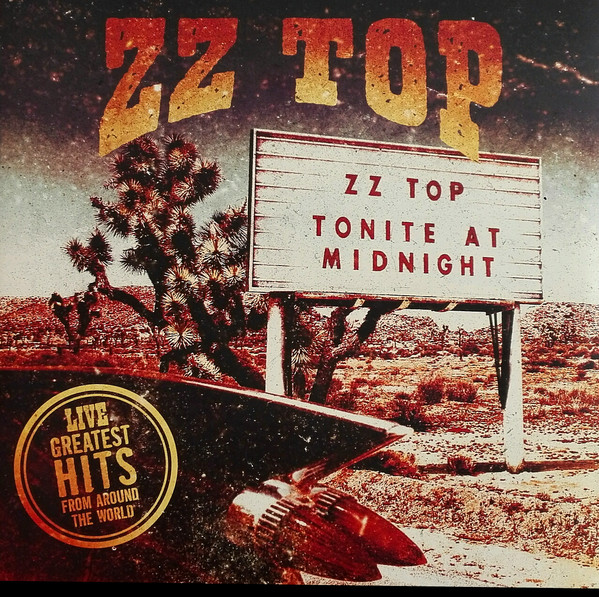 ZZ Top Live! Greatest Hits From Around The World