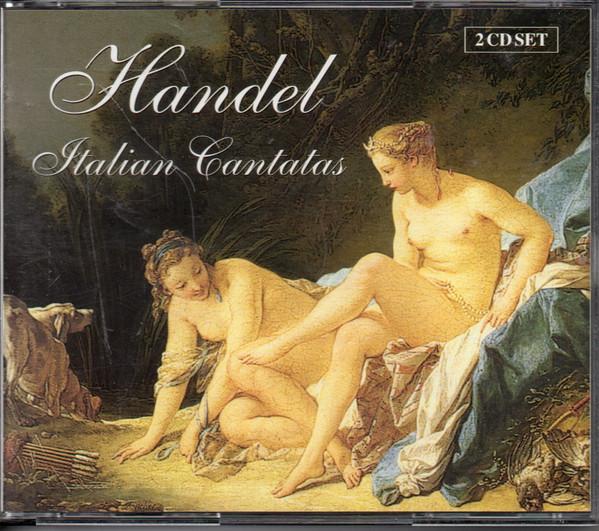 Handel, George Friedrich Italian Cantatas