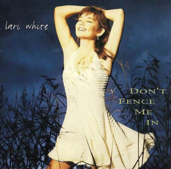 White, Lari Don't Fence Me In Vinyl