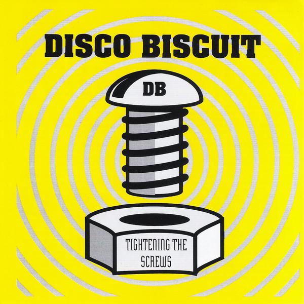Disco Biscuit Tightening The Screws
