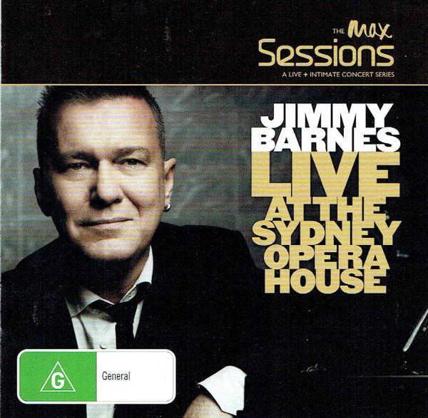 Barnes, Jimmy Live At The Sydney Opera House