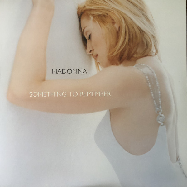 Madonna Something To Remember Vinyl