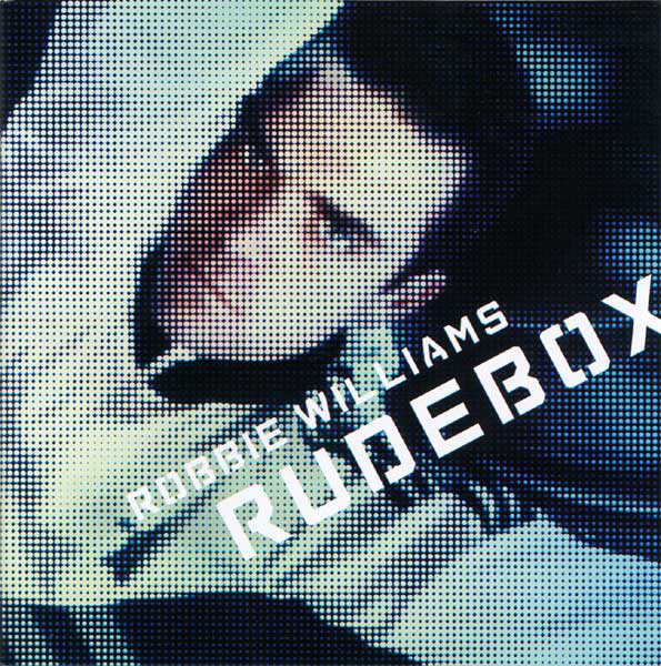 Williams, Robbie Rudebox CD