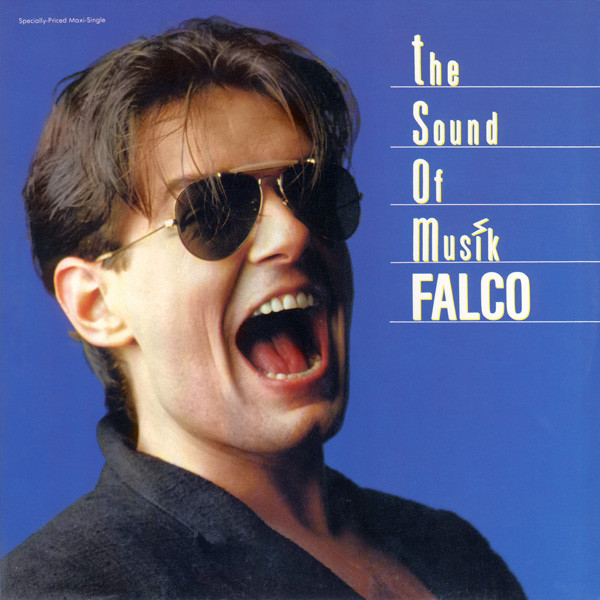 Falco The Sound Of Musik Vinyl
