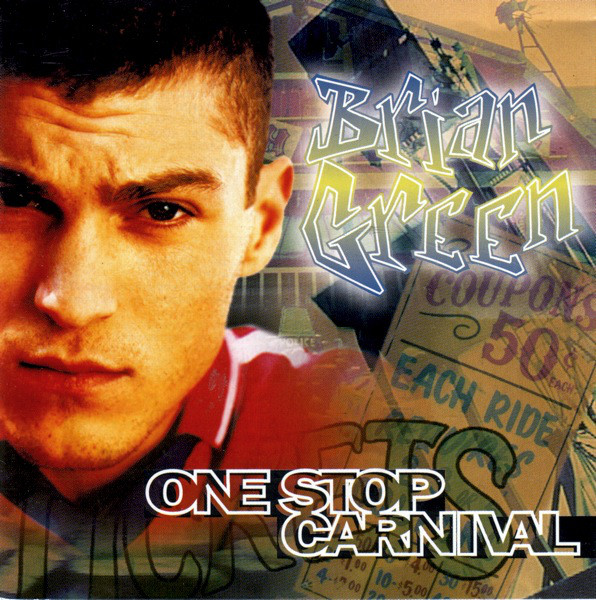 Green, Brian One Stop Carnival Vinyl