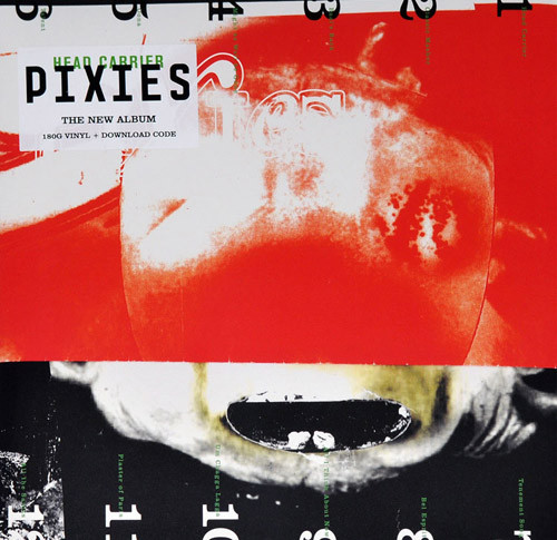 Pixies Head Carrier
