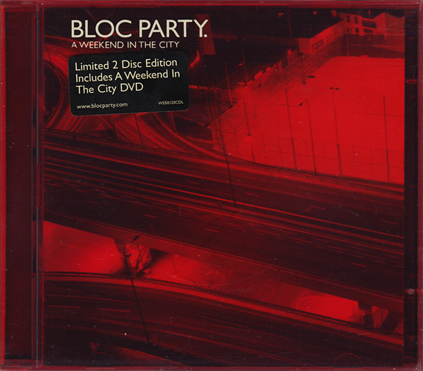 Bloc Party A Weekend In The City