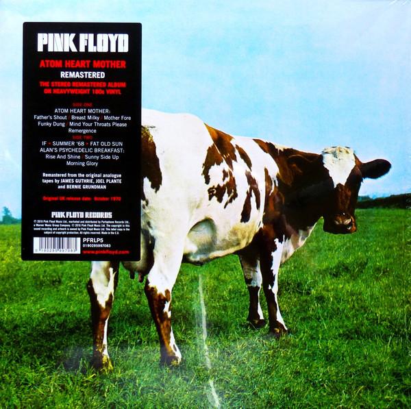 Pink Floyd Atom Heart Mother Vinyl
