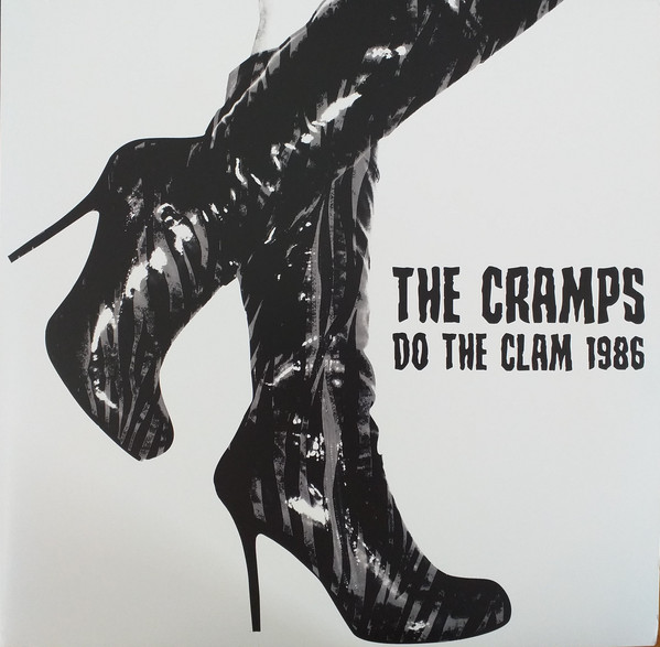 The Cramps Do The Clam 1986
