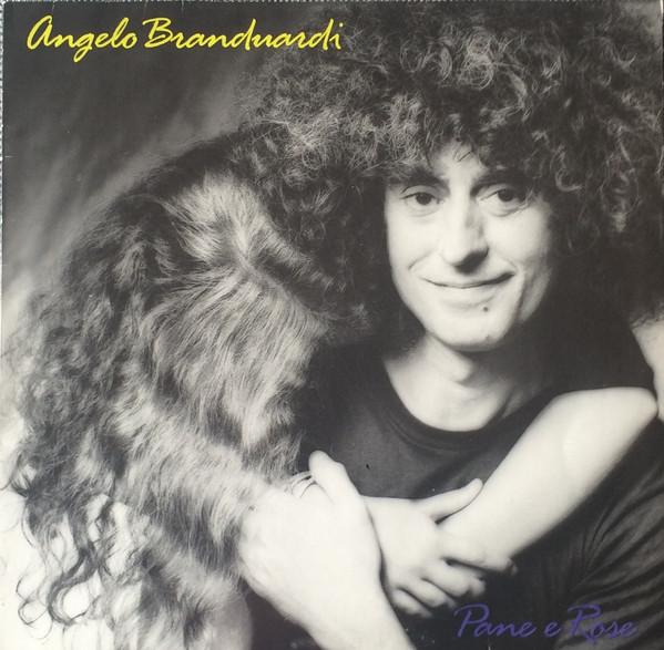 Branduardi, Angelo Pane E Rose Vinyl