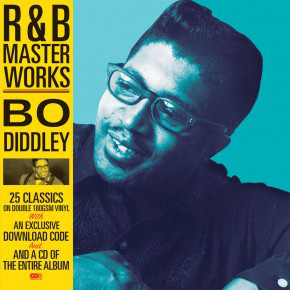Bo Diddley R&B Master Works Vinyl