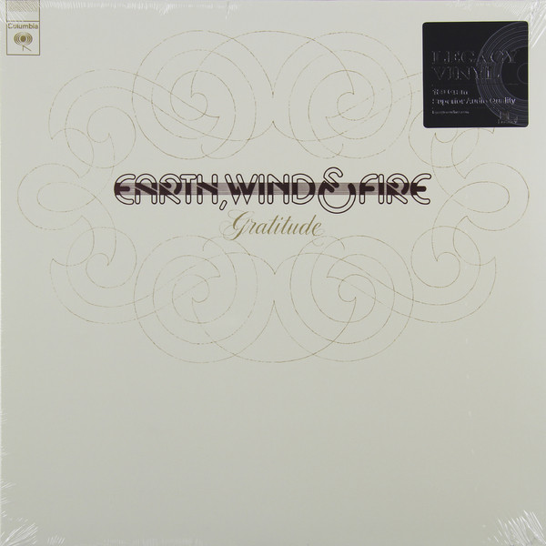 Earth, Wind & Fire Gratitude Vinyl
