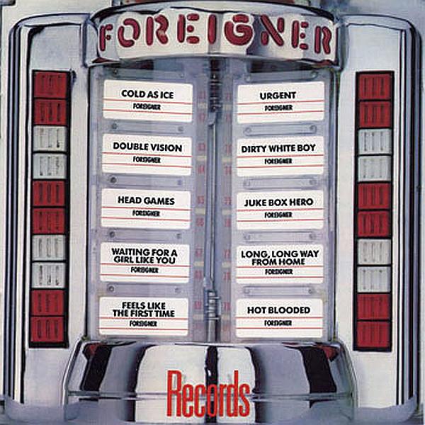 Foreigner Records Vinyl
