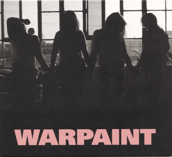 Warpaint Heads Up Vinyl